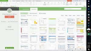 templates for wps office android wps office 2016 review a true office alternative pcworld