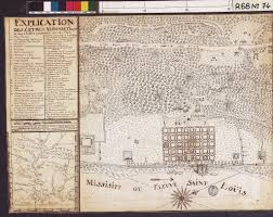 Map New Orleans by Scarce Early Plan Of New Orleans Not Bellin Rare U0026 Antique Maps