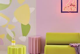 diving into colour with the plascon forecast 2018 elle decoration