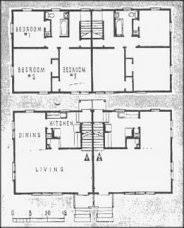 House Plans For Two Families A