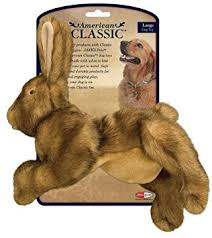 classic rabbit pet supplies pet squeak toys american classic rabbit large