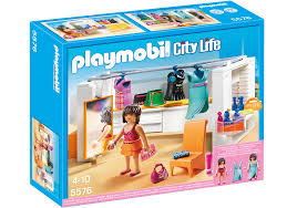 Combien Coute Un Dressing Dressing 5576 Playmobil France