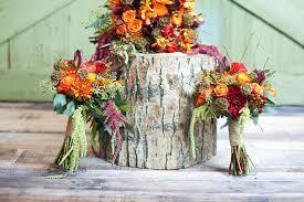 wedding flowers fall pumpkin inspired fall wedding thanksgiving centerpieces utah