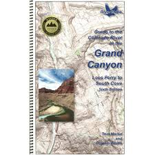 Map Grand Canyon Rivermaps Colorado River In The Grand Canyon 6th Ed Guide Book At