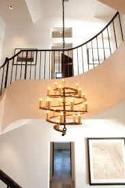 Chandeliers For Foyers 2 Story Foyer Chandelier In 2 Story Foyer Chandelier Prepare