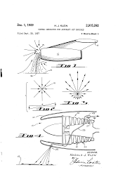 patent us2915262 vortex inhibitor for aircraft jet engines