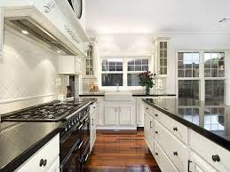 Galley Style Kitchen Floor Plans by The Best Of Small Galley Kitchen Design