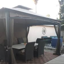 Patio Furniture On Craigslist by Backyard Patio Makeover On The Cheap Savvy In The Kitchen