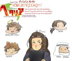 Where Memes Come From - hetalia meme heritage by pasteltea dayo on deviantart