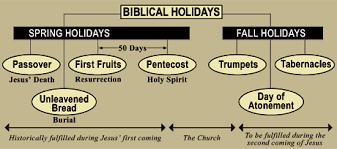 seven feasts of the messiah the prophetic feasts of israel