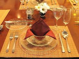 set the table for dinner ohio trm furniture