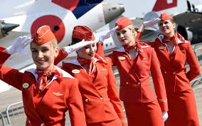 aeroflot says flight attendants need to lose weight or face