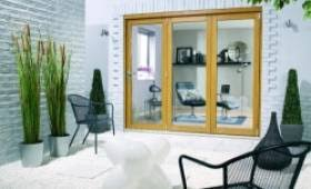 Bifold Patio Doors Bifold Doors External Folding Sliding Glass Patio Doors
