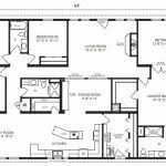 floor plans for small mobile homes floor plan the horizon with
