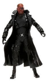 Nick Fury Halloween Costume Marvel Toys Tru3 Nick Fury