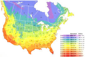 Garden Planting Zones - garden planting hardiness zones by us state best of plant zone map