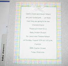 baby shower invitations wording from baby oklahoma baby shower