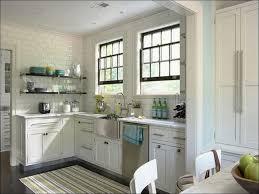kitchen kitchen mat rug in kitchen with hardwood floor