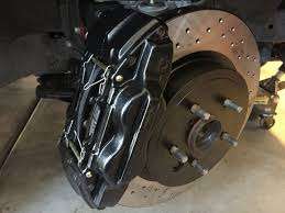 lexus isf calipers tacoma 4 piston caliper with isf 345mm rotor bracket page 2 x