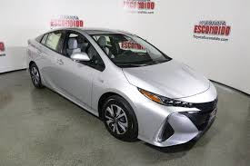 new 2017 toyota prius prime premium hatchback in escondido