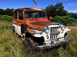 classic jeep cj free images retro old truck motor vehicle vintage car