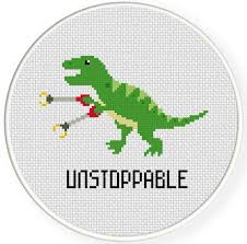 T Rex Unstoppable Meme - unstoppable t rex t shirt keep quiet and keep working funny