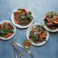 thanksgiving salad smoked barley beet and grapefruit salad recipe myrecipes