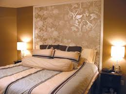 Bedroom Headboard Ideas by Get 20 Wallpaper Headboard Ideas On Pinterest Without Signing Up