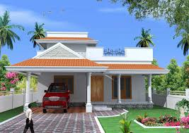 green homes kerala style single floor house plan 1500 sq ft