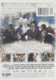 amazon com christmas carol a kelsey grammer movies u0026 tv