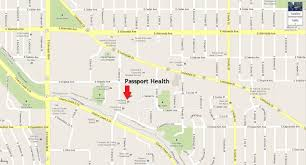 Colorado Area Code Map by Travel Clinic Colorado Directions Passport Health