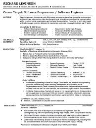 Software Engineer Resume Samples by 19 Best Resume Images On Pinterest Resume Ideas Resume Examples