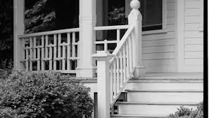 Dark Wood Banister 100s Of Deck Railing Ideas And Designs