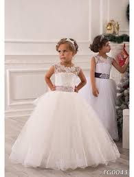 2016 summer flower dresses for weddings ball gown princess