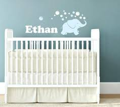 wall ideas baby wall art canvas wall art for baby nursery baby nursery personalized wall art personalized baby wall art canvas zoom elephant wall decal elephant blowing bubbles name wall child bedroom wall stickers