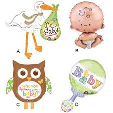 owl balloons aliexpress buy 1pcs lot anagram welcome baby animal
