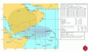 Arabian Peninsula Map Cyclone Chapala In The Arabian Sea Business Insider