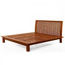 solid wood platform bed frame webcapture info