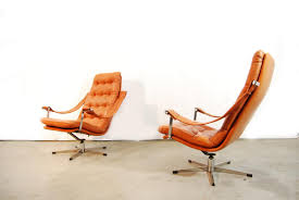 lounge chairs u0026 ottoman by geoffrey harcourt for artifort 1960s