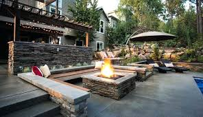 Cement Designs Patio Backyard Concrete Slab Ideas How To Build Concrete Patio In Easy