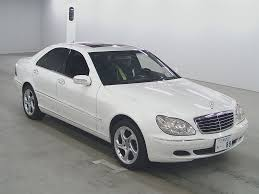 mercedes s500 2003 used mercedes s500 for sale at pokal japanese used car