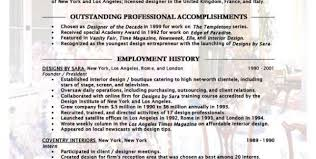 Interior Design Intern by Here Is My Current Resume Sample Resumes Sample Resume For