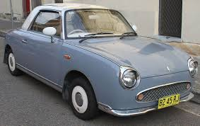 box car nissan nissan figaro wikipedia