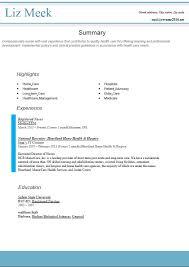 Patient Advocate Resume Sample Best Resume Template