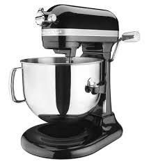 kitchenaid mixer black kitchenaid pro line series 7 qt bowl lift stand mixer