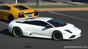 Lamborghini Murcielago Green - lamborghini murcielago lp640 with green wheels youtube