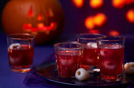 a halloween punch that packs a punch sant magazine