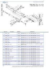 ford front axle page 80 sparex parts lists u0026 diagrams