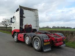 volvo fh13 volvo fh 13 440 6 x 2 globetrotter tractor unit
