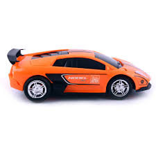toy lamborghini buy orange lamborghini remote control toy car online at best price